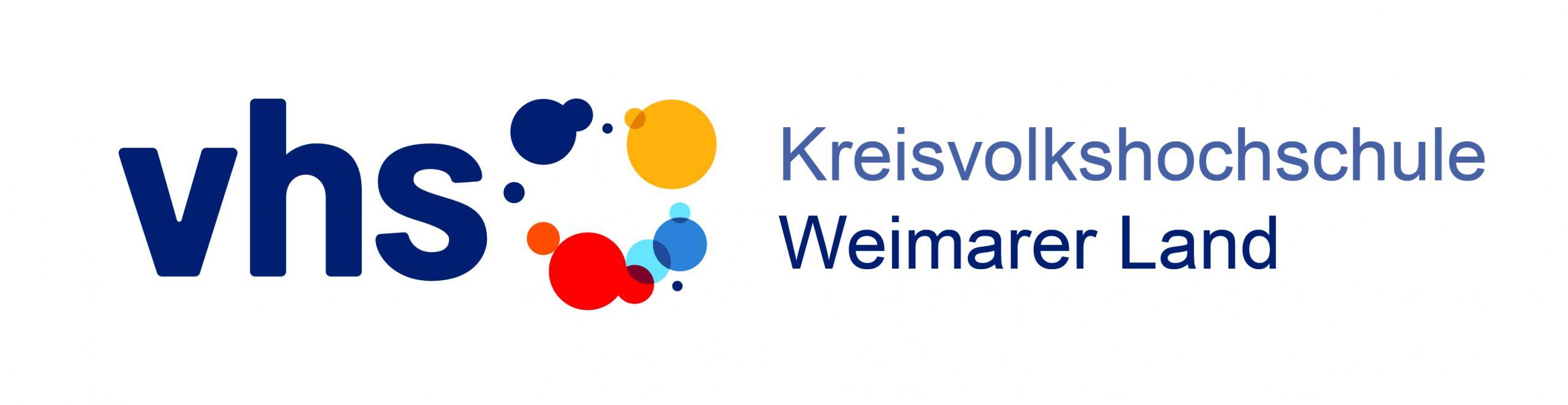 logokvhsweland ver © Kreisvolkshochschule Weimarer Land