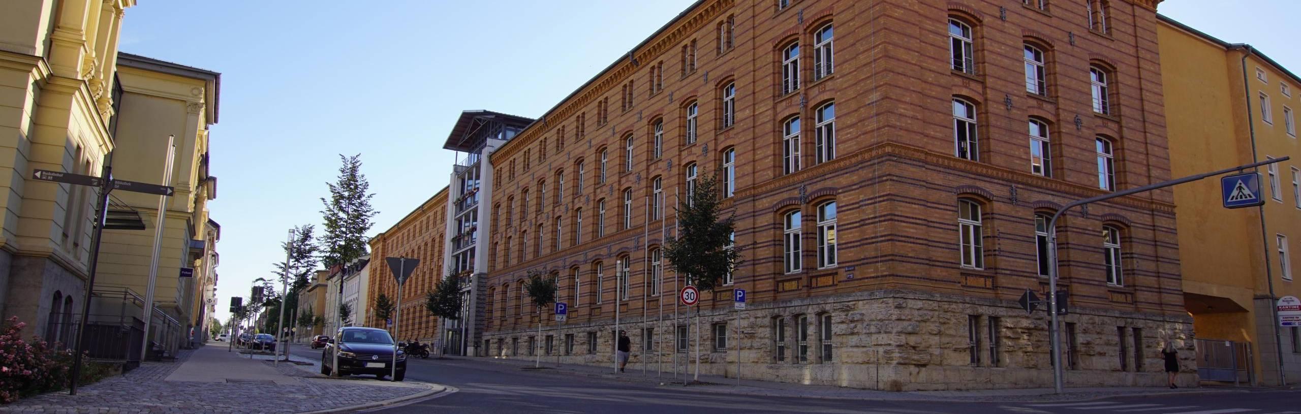 Das Landratsamt